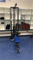 Franklin Central Weight Room Auction #2