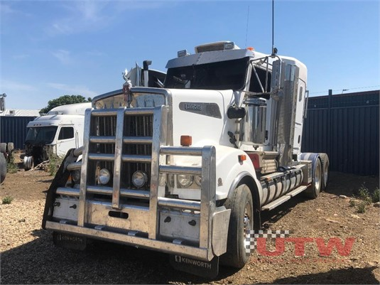 2012 Kenworth T909 Universal Truck Wreckers - Trucks for Sale