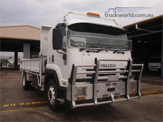 2009 Isuzu FVD1000 - Trucks for Sale