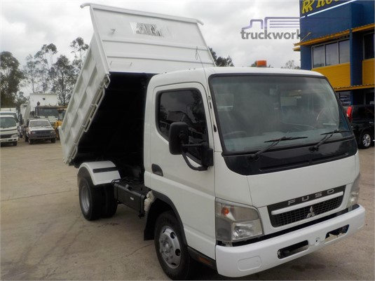 2010 Fuso Canter FE85D - Trucks for Sale