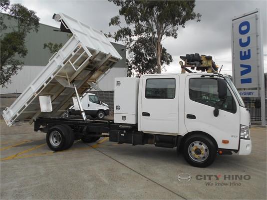 2014 Hino 300 Series City Hino - Trucks for Sale