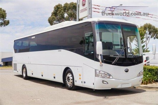 2020 Yutong Brumby - Buses for Sale