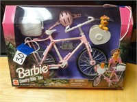 Barbie Collectibles dolls and framed prints