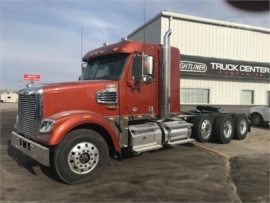 Freightliner Columbus Ne >> Freightliner Coronado 122 Sd Conventional Trucks W Sleeper