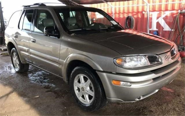 truckpaper com 2003 oldsmobile bravada salvage truckpaper com