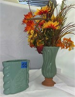 Hager Floral Vase and Bingdon Vase