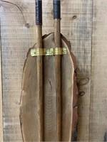Pair of Man Cave Golf Club Art Pieces