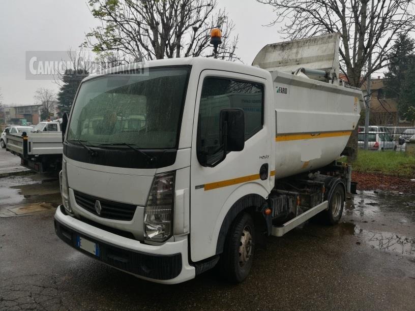 Renault MAXITY 130.35 Usato 2012 Veneto