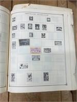Scott's Modern World Stamps Album