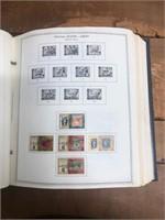 British Asia Stamp Book