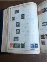 International Jr. Postage Stamp Album