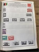 Citation Stamp Album