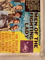 "1954 ""Men of the Fighting Lady"" MGM"