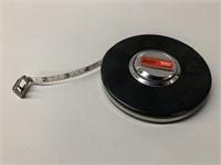 Retro Lufkin 100' Tape Measures
