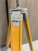 Repurposed Surveyors Tripod Light