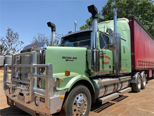 2008 Western Star 4800 - Trucks for Sale