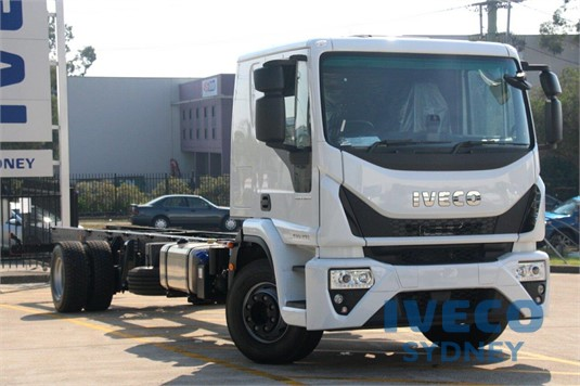 2018 Iveco Eurocargo Iveco Sydney - Trucks for Sale