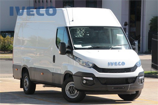 2018 Iveco Daily Iveco Trucks Sales - Trucks for Sale