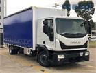 2018 Iveco Eurocargo Tautliner / Curtainsider