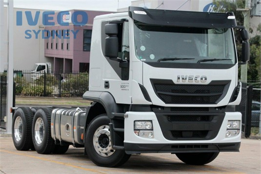 2019 Iveco Stralis Iveco Sydney - Trucks for Sale