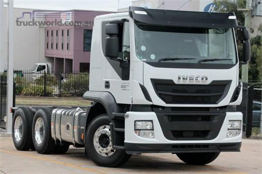 2019 Iveco Stralis - Trucks for Sale