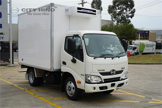 Hino 300 Series Refrigerated