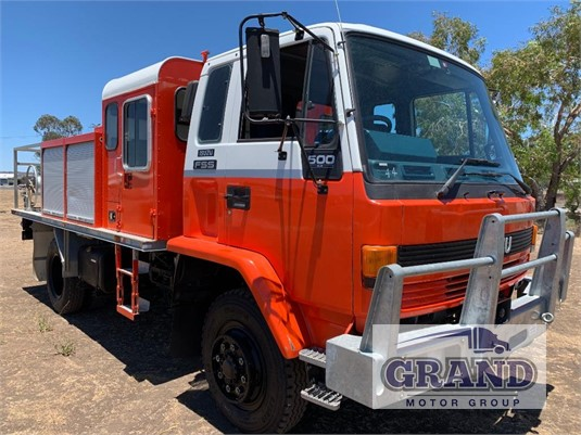1993 Isuzu FSS 500 4x4 Grand Motor Group - Trucks for Sale