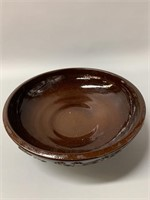 Red Wing Pottery Bowl