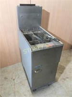 Pitco Gas Deep Fryer