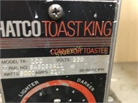 Hatco Toast King Vertical Toaster - TK100