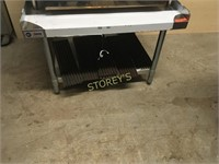 "New omcan 36"" s/S Equipment Stand"