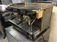 UFA Empres 2 Head Cappachino Machine