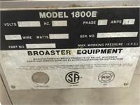 Broaster Electric Broaster - 1900E