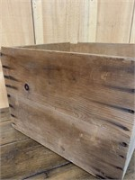 Systox Wooden Shipping Box