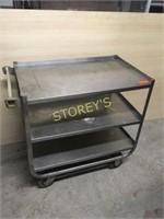 S/S Dish Cart - 36 x 21 x 35
