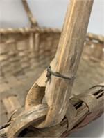 Primitive Native Make Woven Basket