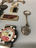 Pontiac and Other Key Chains