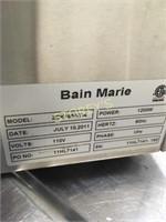 S/S Bain Marie - 15 x 23 x 10