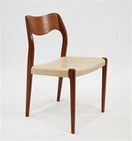 Niels Otto Møller for J.L Møller Model 71 Chair