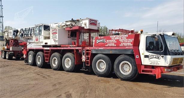 Listing All Trucks >> Cranes For Sale 11185 Listings Cranetrader Com