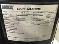 MKK 3 Bowl Slushi Machine - MK-03