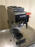 Bunn 3 Pot Coffee Maker w/ Hot Water Tap