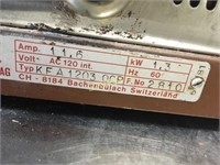 Ditting Coffee Grinder - KFA1203OCP