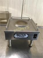 Bunn S/S Hot Plate - 10 x 10 x 8