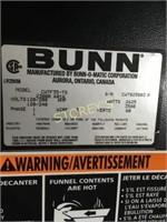 Bunn Coffee Machine - CWT-15-TS
