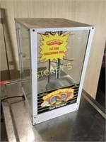 Pretzel Warming Cabinet - 12 x 12 x 21