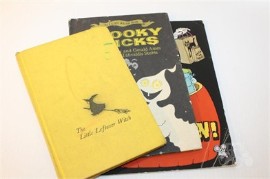3 Vintage Halloween Books Other Items For Sale 1 Listings