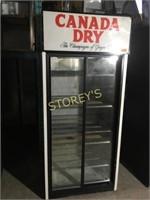 Cornelius 2dr Glass Cooler
