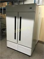 QBD 2dr Reach-in Freezer