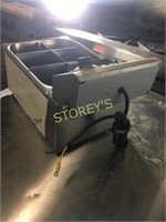Lianhua Table Top Electric Fryer - 11 x 16 x 11